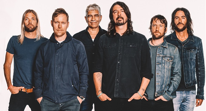 Ai Foo Fighters va il Grammy come 'Best Rock Song'
