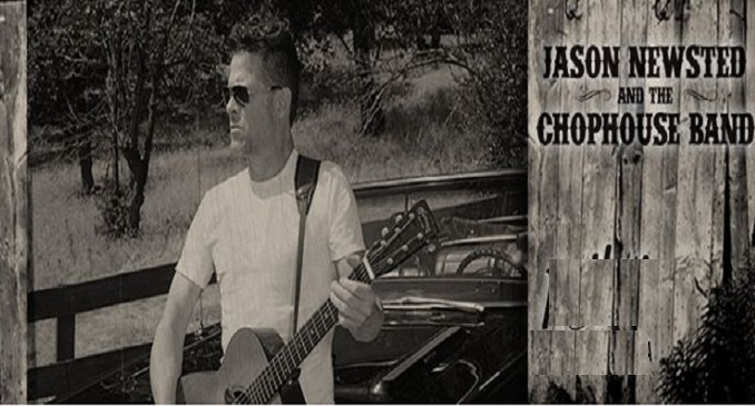 "Jason Newsted & the Chophouse Band - Video on Line: ""Rockin' In The Free World"""