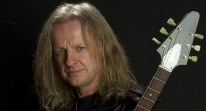 K.K. Downing - A settembre il libro 'Heavy Duty: Days And Nights In Judas Priest'