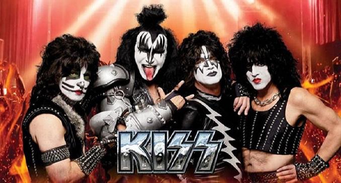 Kiss - Cinquantenne Arrestato per Furto Memorabilia Kiss