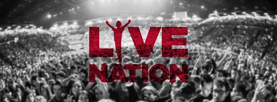 LIVE NATION - VINCE CONTRO SIAE