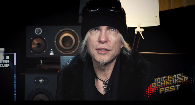 Michael Schenker Fest - Trailer dell'album