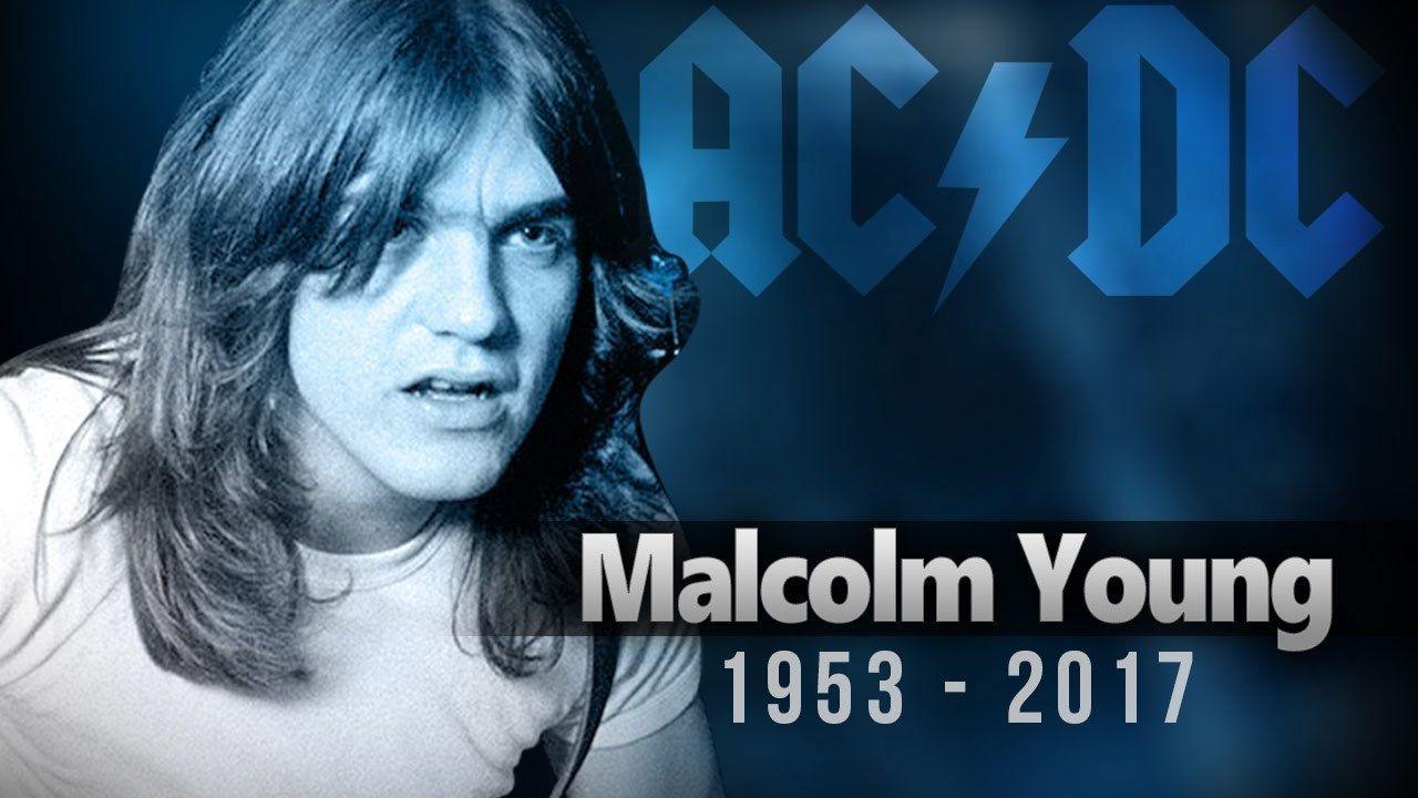 Malcom Young - Oggi avrebbe compiuto 63 anni