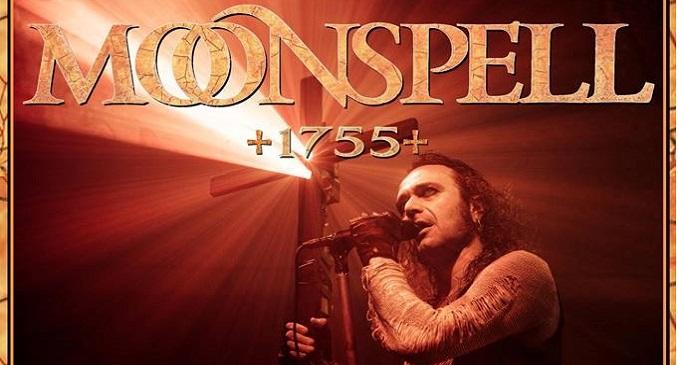 Moonspell - Il tour in Sud America partirà il 22 aprile dalla Colombia