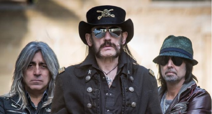 MOTÖRHEAD - Phil Campbell: 'Serie di concerti tributo a Lemmy'