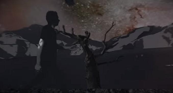 Myles Kennedy - Lyric Video on Line: 'Haunted By Design'