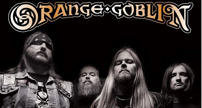 Orange Goblin - A Maggio Due Date in Italia