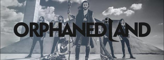 "ORPHANED LAND - Il nuovo singolo ""Chains Fall to Gravity"""