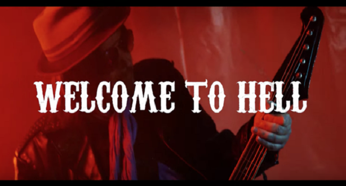 Phil Campbell and the Bastard Sons - Video on Line: 'Welcome To Hell'