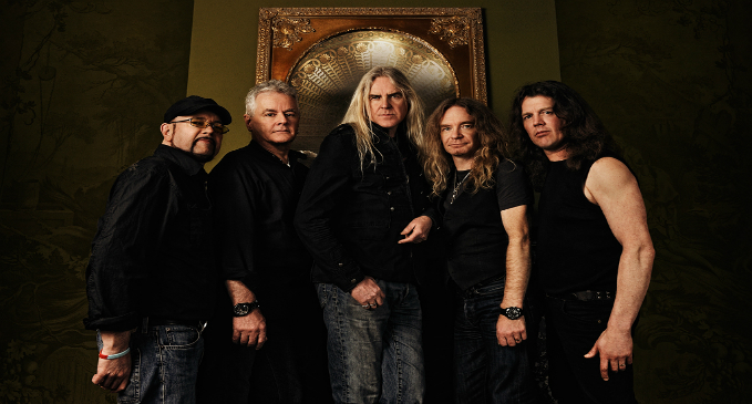Saxon - Il lyric video di 'They Played Rock And Roll'