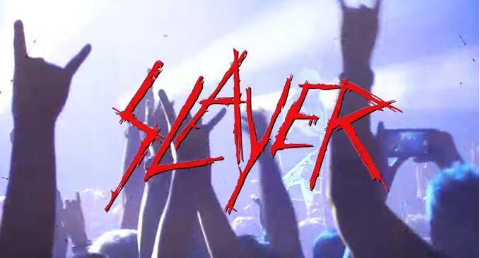 Slayer - Annunciato il tour di addio