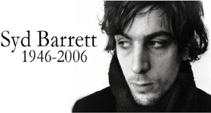 Syd Barrett - Oggi avrebbe compiuto 72 anni