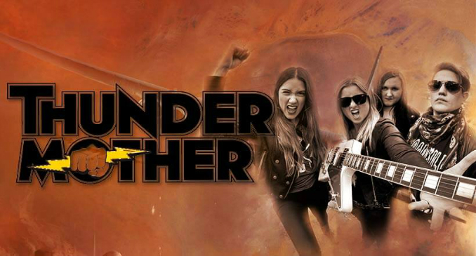 Thundermother: disponibile l'audio del nuovo singolo 'Whatever'