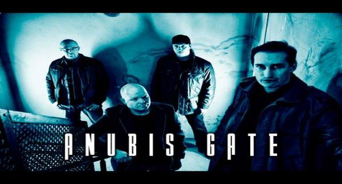 Anubis Gate - E' on Line il video di 'Black'