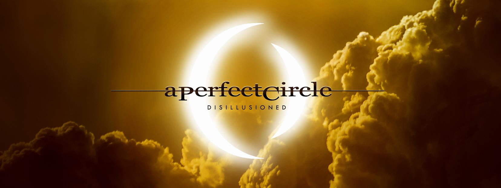 """A PERFECT CIRCLE - La nuova canzone """"Disillusioned"""""""