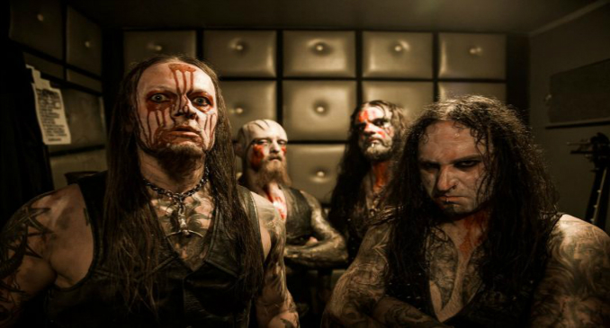 Belphegor: disponibile il live video di 'Baphomet'