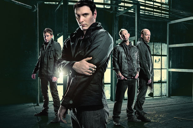 "BREAKING BENJAMIN - Il teaser del nuovo brano ""Red Cold River"""