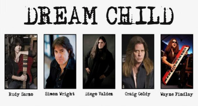 Dream Child: un nuovo progetto Frontiers Music con ex membri di Dio e Quiet Riot
