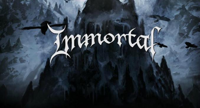 Immortal - Ultimate le registrazioni del nuovo album