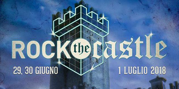 ROCK THE CASTLE - I primi grandi nomi del festival di Vertigo