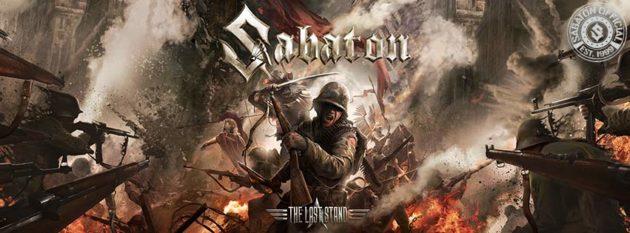 """SABATON - Il nuovo video """"The Last Stand"""""""