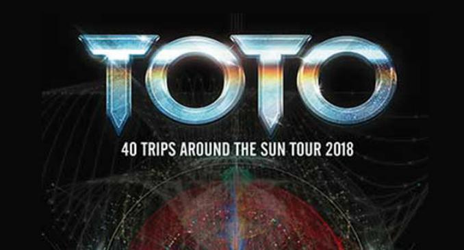 Toto: 'Spanish Sea' brano online