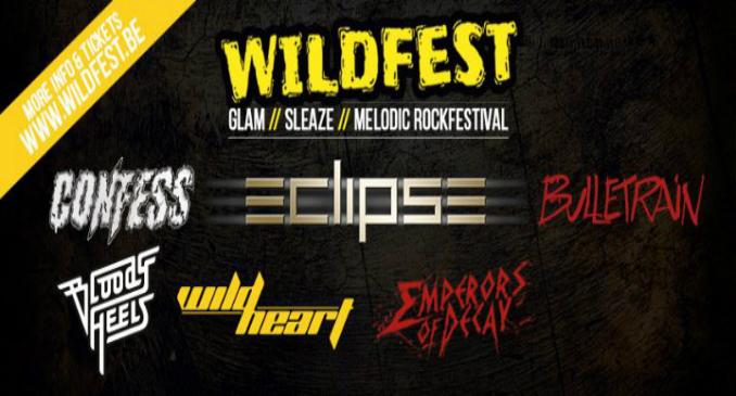 Wildfest: ad aprile la terza edizione del festival glam/sleaze