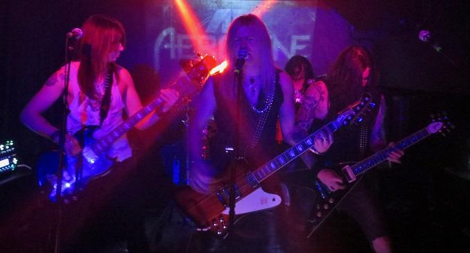 Aerodyne + Nastyville – Rock 'n' Roll, Milano – 16 febbraio 2018