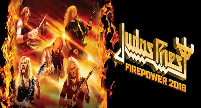 Judas Priest: l'audio della title track del nuovo album