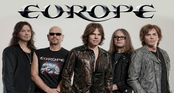 Europe: vincono il Grammy svedese con 'Walk The Earth'