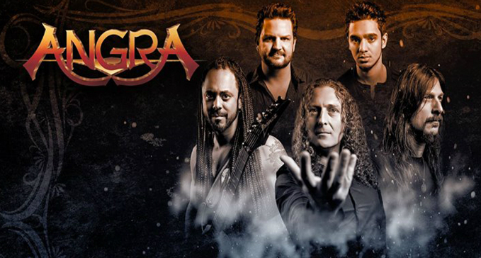 Angra: disponibile il video del nuovo singolo 'War Horns'