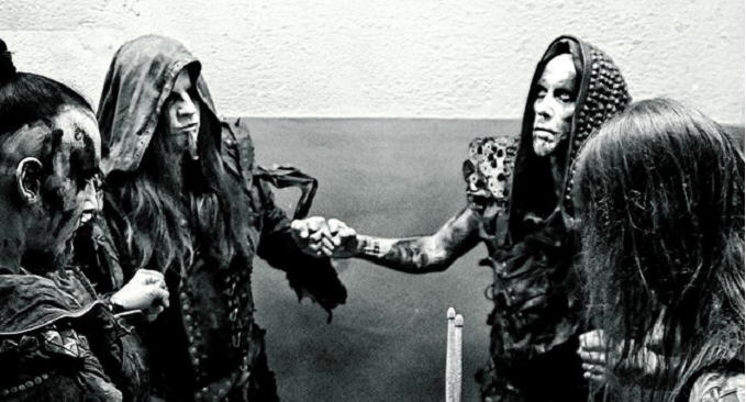 Behemoth - Nuovo DVD / Blue Ray ad Aprile: 'Messe Noire'