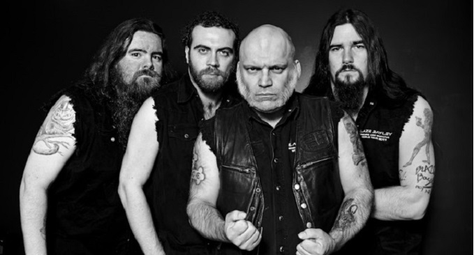 Blaze Bayley - Video ufficiale on line con il cantante dei Fozzy Chris Jericho: 'Prayers Of Light'