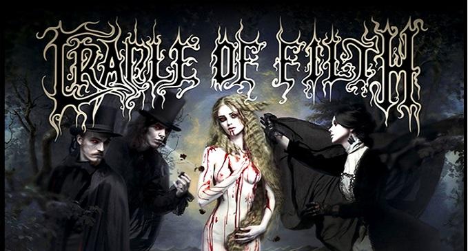 Cradle of Filth & Moonspell - I dettagli della data di Trezzo s/Adda