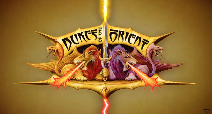 Dukes of the Orient - Il 'Making of' del video 'Strange Days'