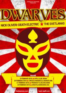 Dwarves - Nick Oliveri Death Electric - Svetlanas @ Argo 16 - Marghera (VE) | Venezia | Veneto | Italia