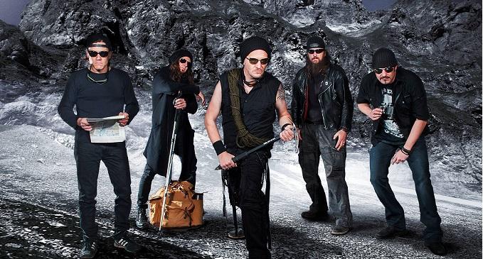 Felskinn - Lyric Video on Line per la Super Band Svizzera: Our Favorite Game'