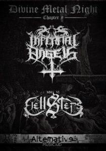 Infernal Angels - Hellsteps @ Alternative Music Club - Montenero di Bisaccia (CB) | Molise | Italia