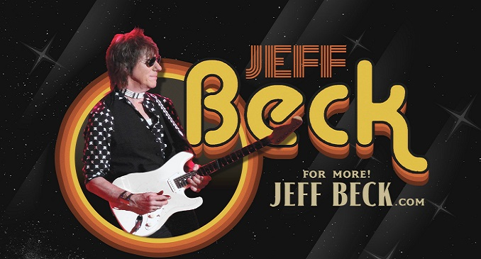 Jeff Beck - Tre Concerti a Giungo in Italia
