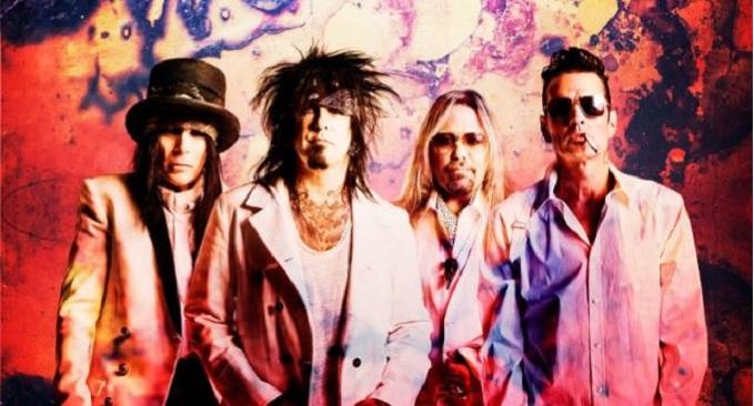 Mötley Crüe - Stanno per iniziare le riprese del film dalla biografia della band