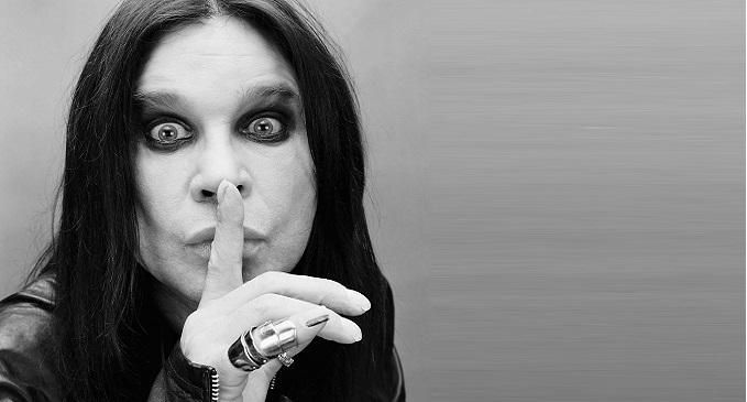 Ozzy Osbourne - Una nuova nipotina per nonno Ozzy!!!