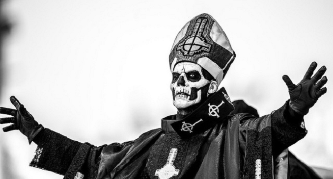 Ghost - Tobias Forge parla del nuovo album della band di Papa Emeritus