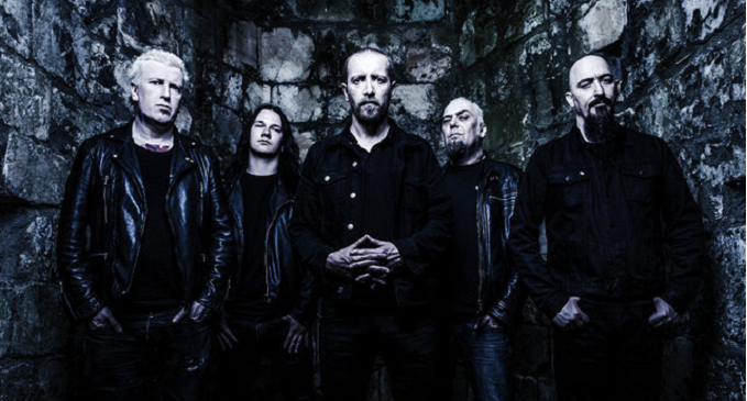 Paradise Lost - Lyric Video on line: 'So Much Is Lost'