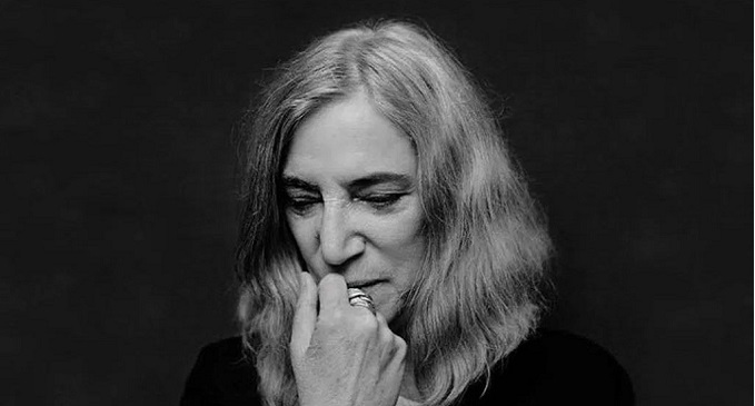 Patti Smith - 'Words and Music' a Giungo a Venezia