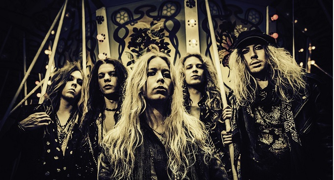 Shiraz Lane - Official Audio on Line: 'The Crown'