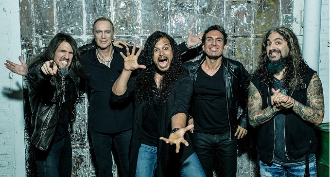 Sons of Apollo - Video on Line: 'Alive'