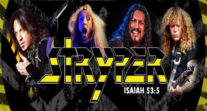 Stryper - Nuovo Album ad Aprile: 'God Damn Evil'