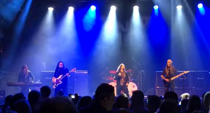 TNT - On line il filmato amatoriale del concerto di Oslo