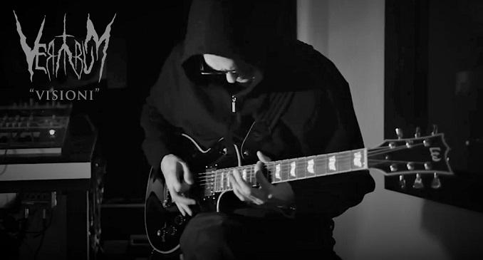 Veratrum - Il primo studio trailer dell'EP 'Visioni'