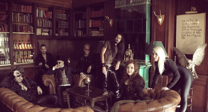 Therion - Video on Line: 'Bring Her Home'